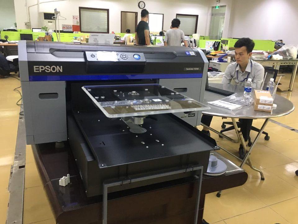 Epson F2130 cho xưởng in kéo lụa
